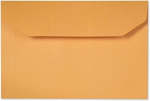 ALL STATE LEGAL File Envelope Legal Size 10 X 15 Kraft 40 Lb Ungummed Flap 100 Per Box