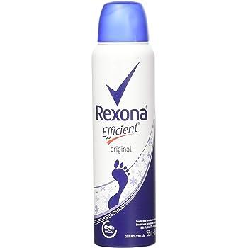 REXONA EFFICIENT Desodorante para pies en aerosol 153 ml