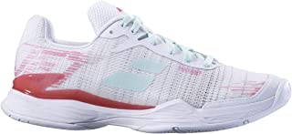 Babolat Women's Jet Mach II All Court Performance Tennis Shoes (Ortholite Insole)