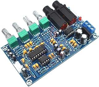 Taidacent XH-M173 Karaoke Plate Reverberation Plate Microphone Amplifier Board Amplifier Digital Reverb Song Amplifier Module