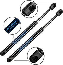 Qty (2) Gas Charged Trunk Lift Supports Struts Shocks for 2007 ( manufactured From 08/30/2006) - 2008 - 2009 Ford Fusion Lincoln MKZ Mercury Milan with Rear Spoiler
