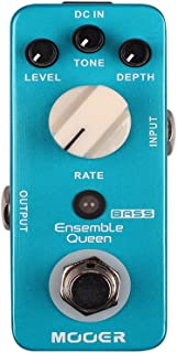 MOOER Ensemble Queen Bass Chorus Pedal