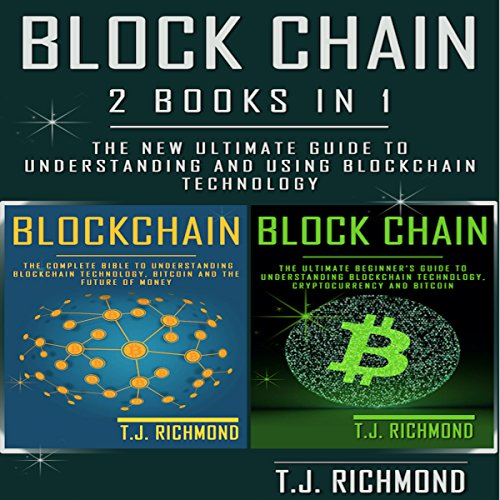 Blockchain: 2 Books in 1 audiobook cover art