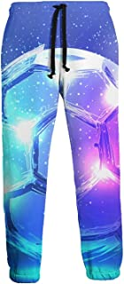 Men's Sweatpants Basic Sweat Pants Athletic Joggers for Workout Training Trousers