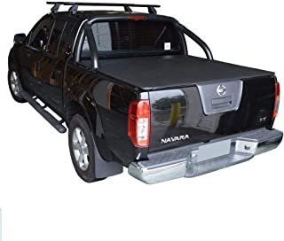 ClipOn Ute/Tonneau Cover for Nissan Navara D40 ST-X (Spanish Built)(2009 to June 2015) Dual Cab suits Factory Sports Bars