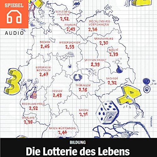 Die Lotterie des Lebens Titelbild