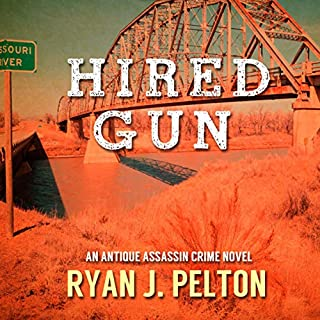 Hired Gun     Antique Assassin Crime Series, Book 1              By:                                                                                                                                 Ryan Bennett                               Narrated by:                                                                                                                                 Joshua Bennington                      Length: 5 hrs and 47 mins     23 ratings     Overall 3.3