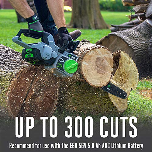 EGO Power+ CS1800 18-Inch 56-Volt Cordless Chain Saw Battery and Charger Not Included