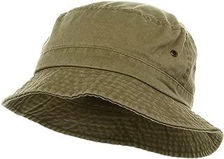 MG Washed Hat-Khaki