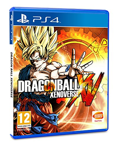 Dragon Ball: Xenoverse [Modelo antiguo]