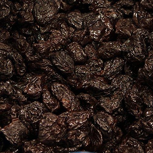 1kg getrocknete Pflaumen mit Stein - fruchtige Backpflaumen aus Deutschland, ungeschwefelt und ungezuckert