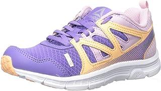 [リーボック] Kids Girls Run Supreme 2.0 Low Top Lace Up Running Sneaker [並行輸入品]