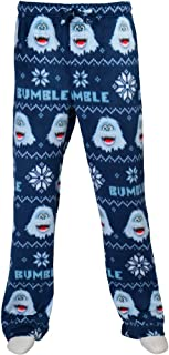 Men's Rudolph The Red-Nosed Reindeer Bumble Fleece Lounge Pants