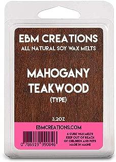 mahogany wax melts