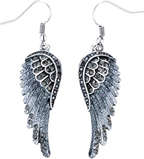 Best angel wing cremation jewelry Reviews