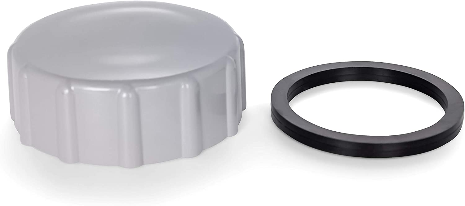 Camco Replacement Dump Cap for 41533 Dealing full price Translated reduction Travel Use Toilet