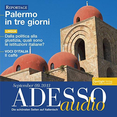 ADESSO Audio - Lo stato e le istituzioni italiane. 9/2013 audiobook cover art