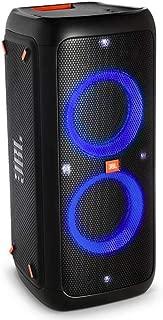 JBL PartyBox 300 高级大功率便携式无线蓝牙音频系统 - 黑色