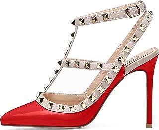 Best studded sandals block heel Reviews