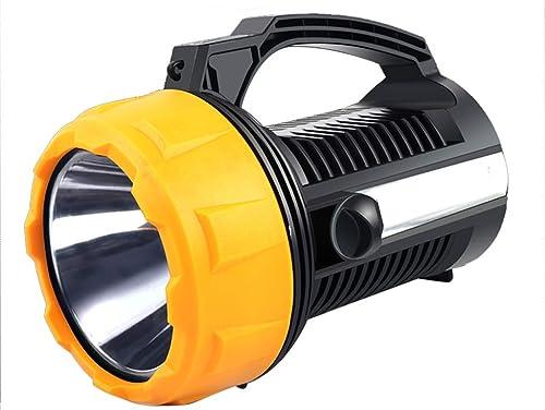 los últimos modelos Guofang Linterna Linterna Linterna Reflector, cargable Resistente al Agua Portátil Resistente Acampar Haz de luz Proyector Linterna Antorcha  tomamos a los clientes como nuestro dios