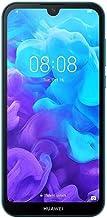 "Huawei Y5 2019 AMN-LX3 Dual SIM 32GB+2GB RAM 5.71"" Display Factory Unlocked (International Version) (Sapphire Blue)"