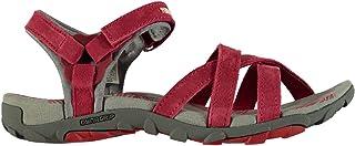 [カリマー] Womens Salina Leather Ladies Walking Sandals レディース スポーツサンダル レザー アウトドア ウォーキングサンダル マジックテープ開閉