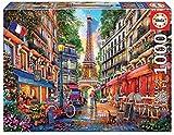 Educa Dominic Davison París. Puzzle de 1000 Piezas. Ref. 19019, Multicolor