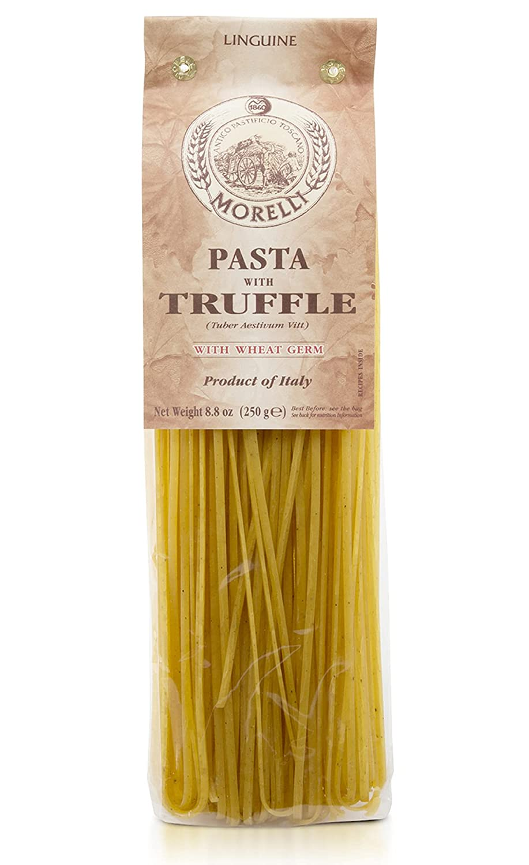 Morelli Italian Pasta San Jose Brand new Mall Truffle Linguine Handmad Gourmet -