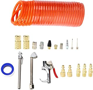 Metal Air Compressor Accessory Kit, Durable Air Compressor Fittings, for Industrial Accessories