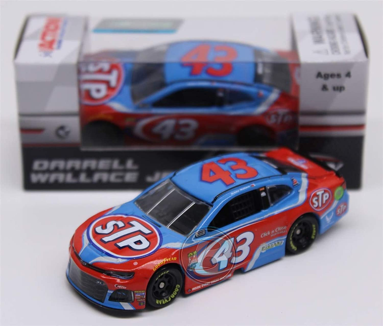 Lionel Racing Bubba Wallace 2018 STP 1 64
