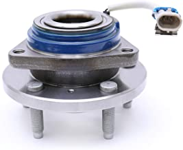 FKG 513121 Front Wheel Bearing and Hub Assembly fit for Impala, Allure, Aurora, Bonnevile, Lesabre, Century, Seville 5 Lugs W/ABS