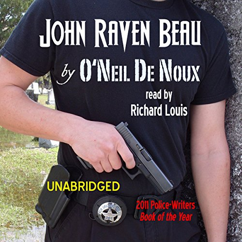 John Raven Beau audiobook cover art