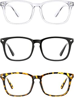 TIJN یکپارچهسازی با سیستمعامل شیک بدون عینک عینک عینک عینک لنز روشن