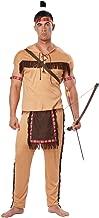 California Costumes Men's Native American Brave Adult