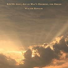 Bach: Jesu, Joy of Man's Desiring, for Organ