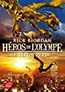 Héros de l'Olympe, tome 1 : Le héros perdu par Riordan