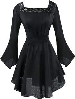Amazon.it: gothic dress Vestiti Donna: Abbigliamento
