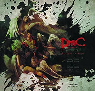 devil may cry art gallery