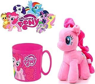 Pinkie Pie my little pony peluche + taza my little pony