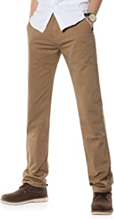 900X Straight-Fit Series Hombre Chinos Pantalones Recto