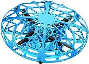 Congci Mini-drone, afstandsbediening, kinderspeelgoed, afstandsbediening, vliegende bal, 's nachts suspendeerd vliegtuigsp...