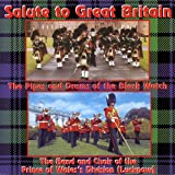 Pipes And Drums Of Scotland - a) Birkhall Hornpipe b) Jimmy Ward c) Biddy From Sligo d) Queen Of The Rushes e) Braes Of Lochiel f) Craig A Bodich g) Devil In The Kitchen h) Rip The Calico i) The Blether Skate j) Macphersons Rant k) Ye Jaobites By Name i)