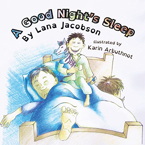 A Good Night's Sleep  By  cover art
