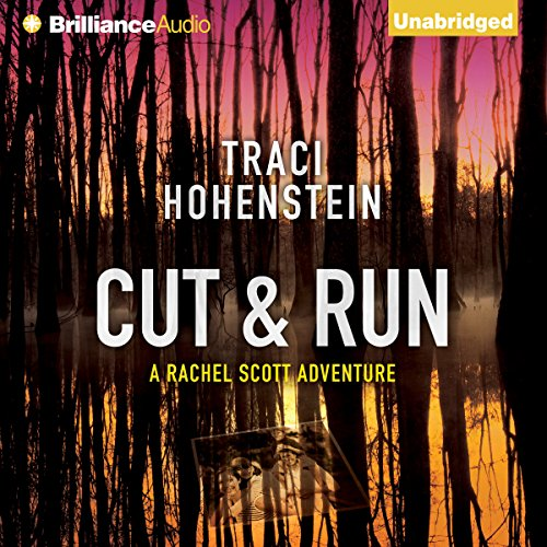 Cut & Run audiobook cover art