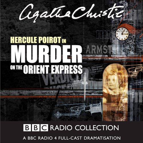 Murder on the Orient Express (Dramatised) audiobook cover art