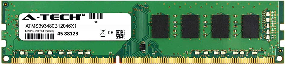 A-Tech 4GB Module for ASUS P8B75-M Desktop & Workstation Motherboard Compatible DDR3/DDR3L PC3-12800 1600Mhz Memory Ram (ATMS393480B12046X1)