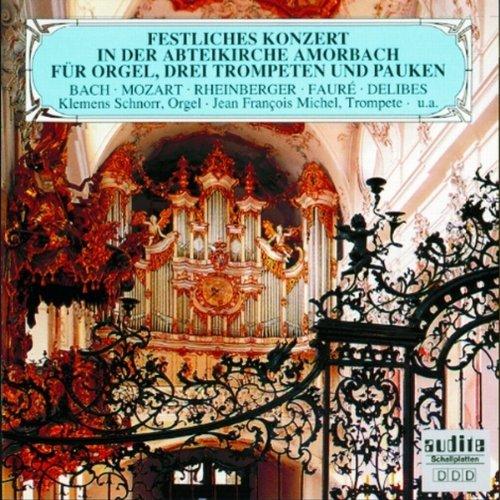Orgelkonzert in D-Moll, BWV 596: Tempo ordinario - Grave - Fuga (Nach Vivaldi)
