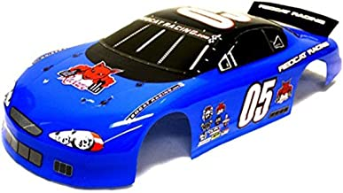 Redcat Racing On Road Stocker Body (1/10 Scale), Blue