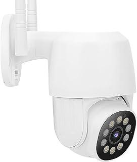 Groothoek WIFI Smart Power Adapter Netwerkcamera Draadloos voor buitenbewakingssysteem(European regulations)