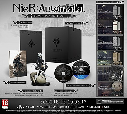 NIER : AUTOMATA BLACK BOX EDITION [PS4]